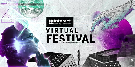 Interact London Virtual Festival tickets