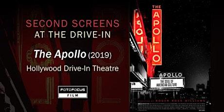 FotoFocus SECOND SCREENS presents The Apollo tickets