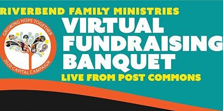 Riverbend Family Ministries 2020 Virtural Fundraising Event tickets