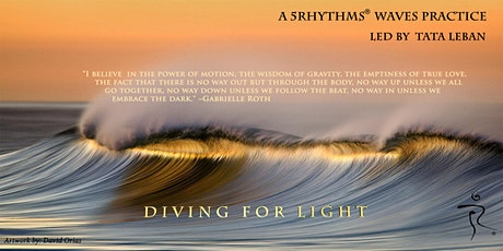 5Rhythms® OUTDOOR  with Tata Leban ~Diving for Light~ tickets