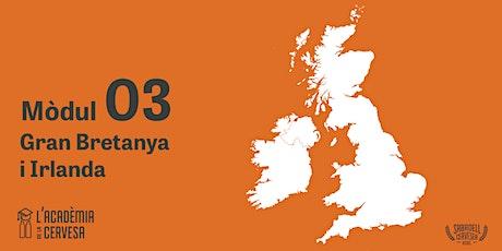 Acadèmia de la Cervesa. Mòdul #3: Gran Bretanya i Irlanda entradas