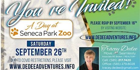 Client Appreciation Day at the Seneca Park Zoo tickets