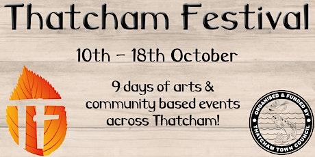 Thatcham Festival: Bird Watching walk with Graeme Stewart tickets