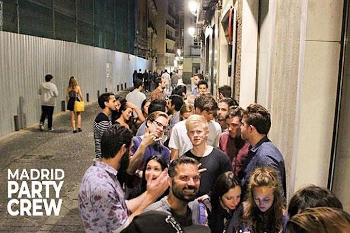 Imagen de Thematic Pub Crawl Madrid