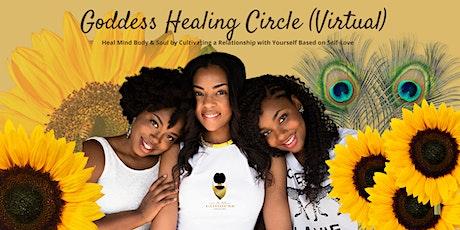 Goddess Healing Circle (Virtual) tickets