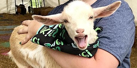 Goat Yoga Nashville - Sensational September tickets