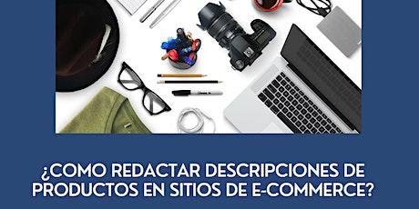 ¿Como redactar descripciones de productos en los sitios de e-commerce? entradas