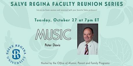 Salve Regina Faculty Reunion Series: Music tickets