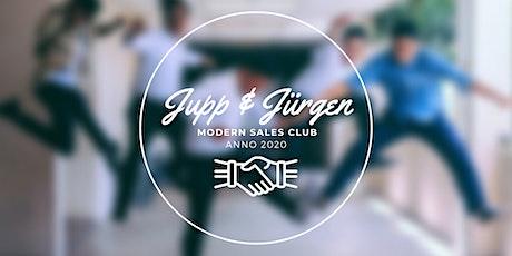 Let's talk Sales mit Jupp & Jürgen! tickets