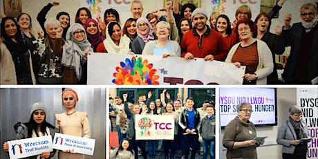 TCC: 25 mlynedd o drefnu cymunedol / 25 years of community organising tickets