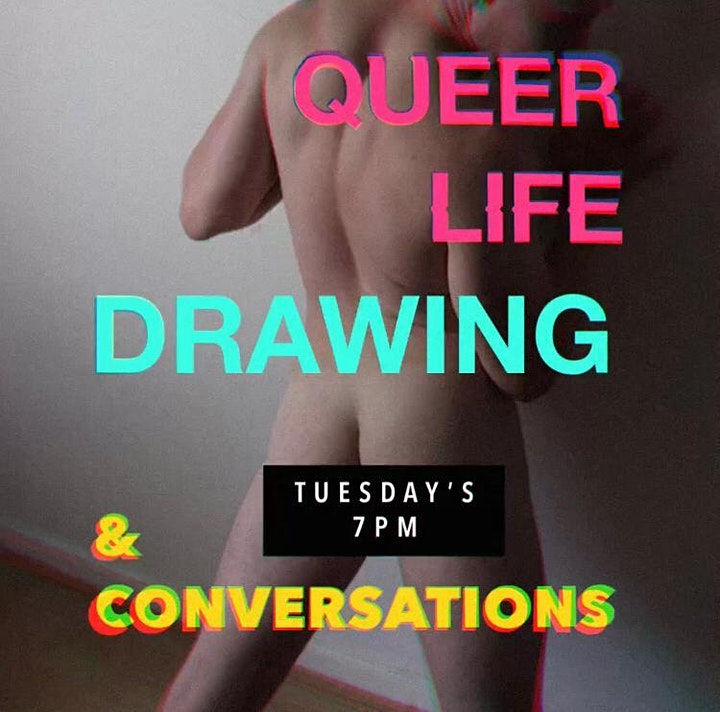 Queer Life Drawing Conversation image