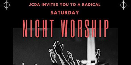 Saturday Night Worship entradas