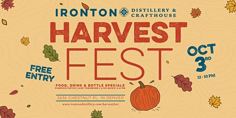 Annual Harvest Festival tickets
