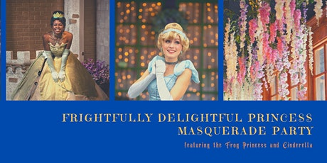 Frightfully Delightful Princess Masquerade Party tickets