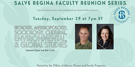 Salve Regina Faculty Reunion Series: Bio, Anthro, and More tickets