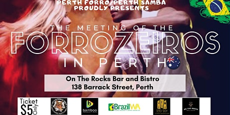 The Meeting of the Forrozeiros in Perth tickets
