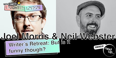Writer's Retreat: But Is It Funny Though? // BCG Laughter Lounge Festival tickets