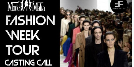 New York  FASHION WEEK AUDITION AND RUN WAY BOOTCAMP tickets