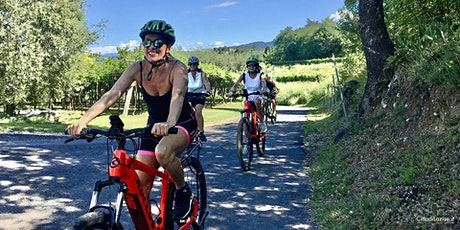 Tour in bici  a Lazise con degustazione in cantina tickets