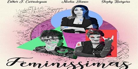FEMINÍSSIMAS | Vigocultura entradas