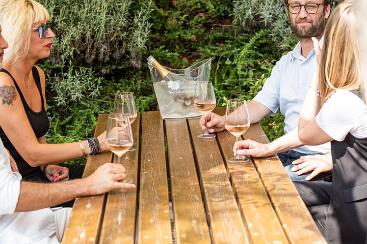 Immagine Tour della cantina e degustazione vini biologici a Lazise
