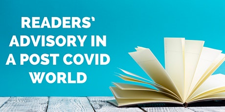 Reader's Advisory in a Post COVID World tickets