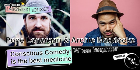 Conscious Comedy // The BCG Laughter Lounge Festival tickets
