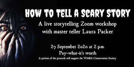 How to Tell a Scary Story tickets