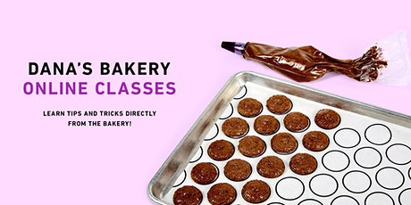 Halloween Candy Cookie Class with Dana tickets