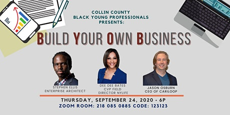 Build Your Own Business - Entrepreneurship 101 tickets