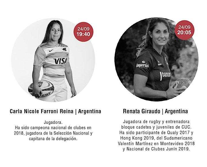 Imagen de Primer Congreso Internacional Virtual de Rugby Femenino