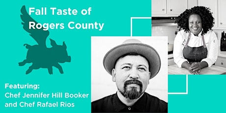 Fall Taste of Rogers County tickets