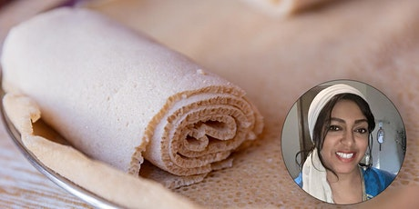 Virtual Class - Ethiopian Cooking: Make Your Own Injera tickets