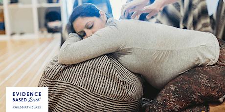 Evidence Based Birth® Childbirth Class: November series - Virtual Event tickets
