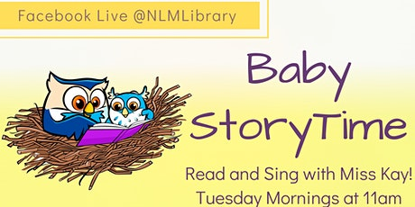 Baby Storytime tickets