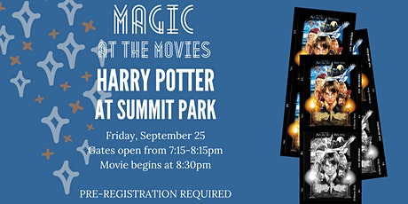 Drive-in Movie at Summit Park tickets