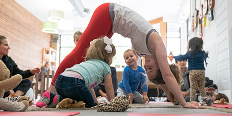 CAMP DINEAMIC Presents BUDDHA BELLY KIDS YOGA tickets