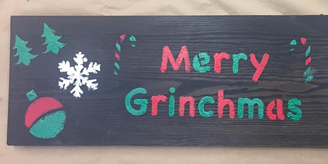 Holiday Sign Painting tickets