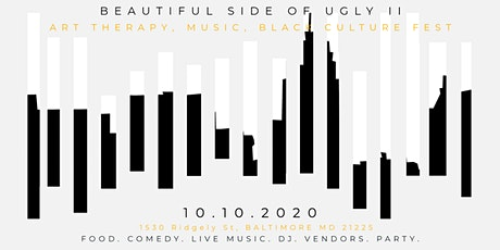 Beautiful Side Of UGLY Culture Festival II tickets