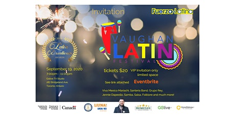 Preview Event & Latin Excellence Awards tickets