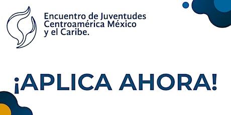 Encuentro de juventudes: Centroamérica, México y el Caribe. entradas