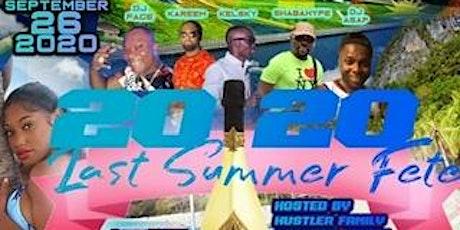 Hustler Family Final Summer fete tickets