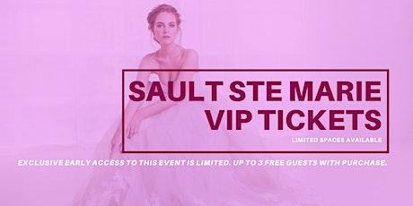 Sault Ste Marie Pop Up Wedding Dress Sale VIP Early Access tickets