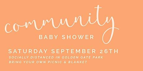 2nd Community Baby Shower tickets