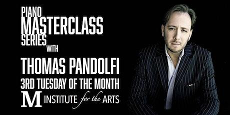 Thomas Pandolfi Masterclass Series tickets