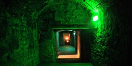 Dark Tourist Trips Overnight Ghost Hunt tickets