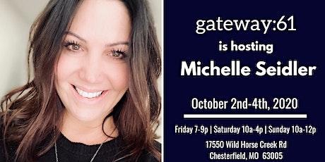 gateway:61 hosting Michelle Seidler tickets