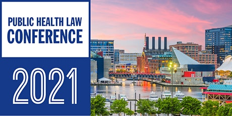 2021 Public Health Law Conference tickets