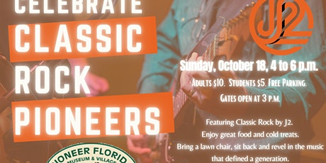 Celebrate Classic Rock Pioneers tickets