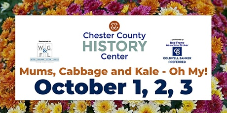 Mums, Cabbages, and Kale Oh My! tickets